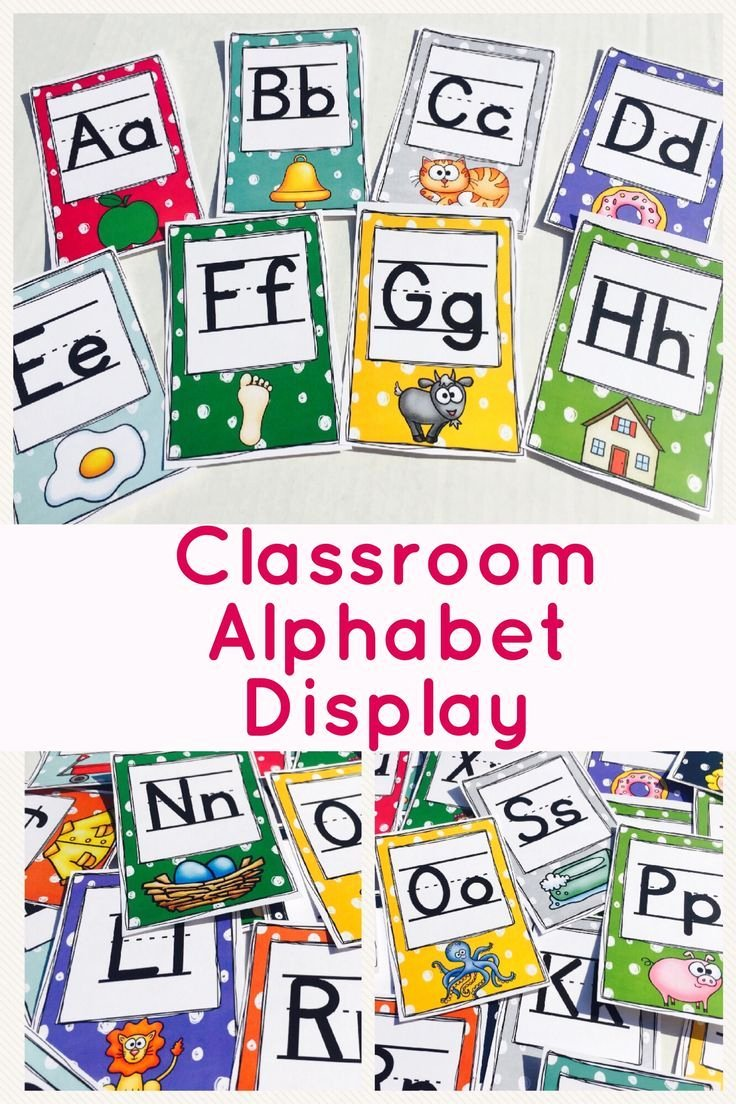 Alphabet Poster for Classroom Elegant 1448 Best Images About From the Classroom On
