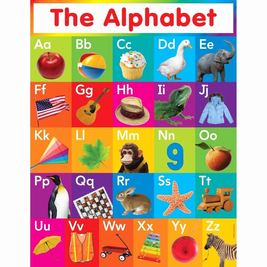 Alphabet Poster for Classroom Fresh Classroom Abc Posters Classroom Environment