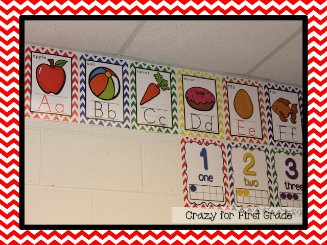 Alphabet Poster for Classroom Inspirational My Classroom