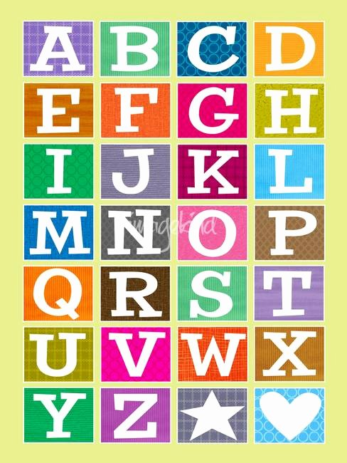 Alphabet Poster for Classroom Lovely Free Abc Alphabet Download Free Clip Art Free Clip Art