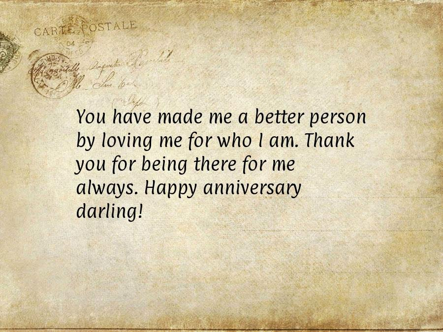 Anniversary Letter to Wife Luxury Anniversary Love Quotes for Her