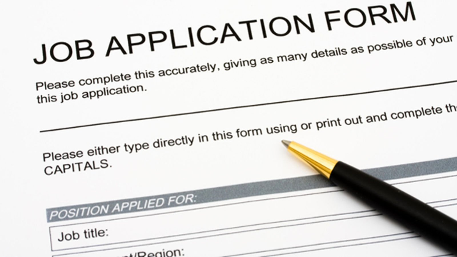 "Application for A Position Inspirational Man Takes Fake ""white"" Name to Test Job Discrimination"
