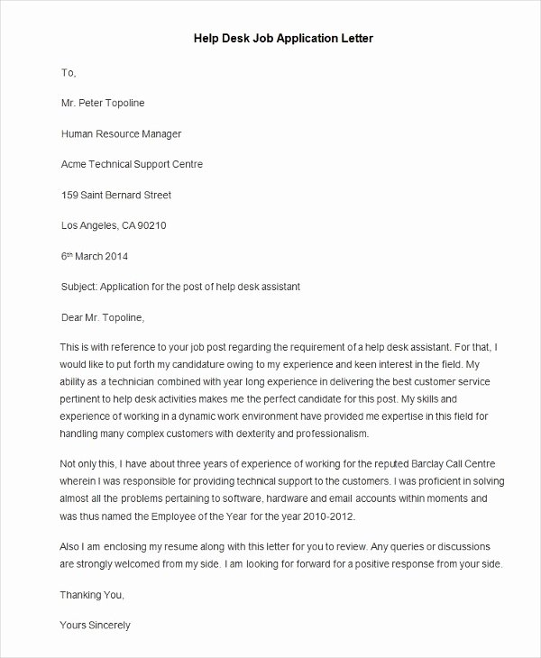 Application Letter for Job Awesome Application Letters Download Pdf format