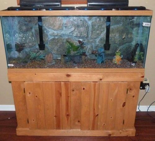 """Aquarium Backgrounds 55 Gallon Luxury Rock Stone Aquarium Background 21"""" X 48"""" 21"""" X 72"""" 55"""