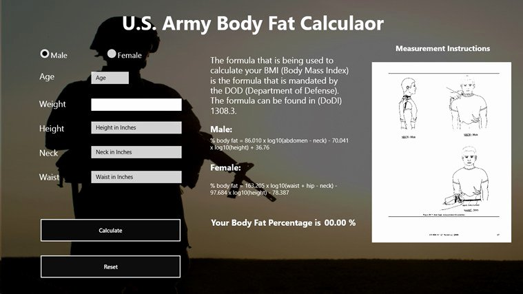 Army Height and Weight Female Unique Navy Body Fat Measurements Big Lady