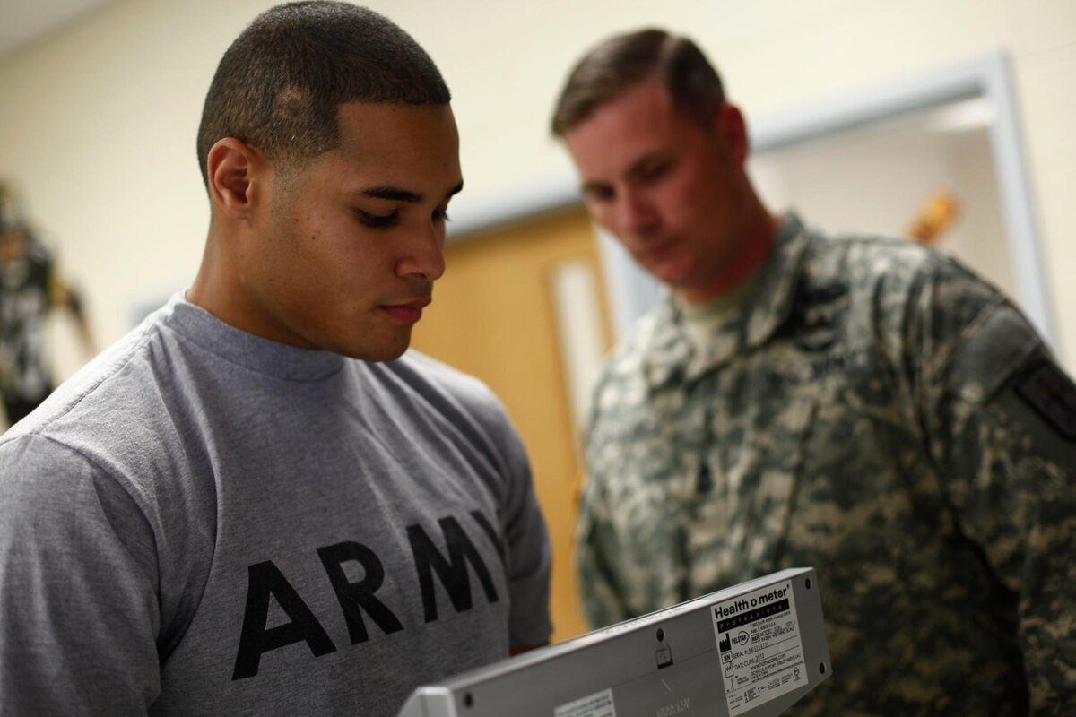 Army Weight and Tape Elegant Army Major Writes Ultimate Take Down Of Senseless Tape Test