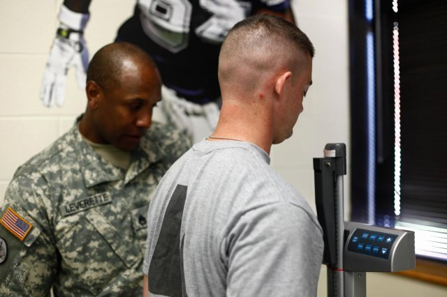 Army Weight and Tape Inspirational Slideshow 2014 Da Best Warrior Petition Staff Sgt
