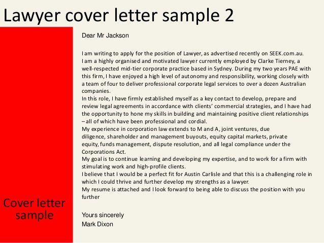 Attorney Cover Letters Samples Beautiful Lawyer Cover Letter