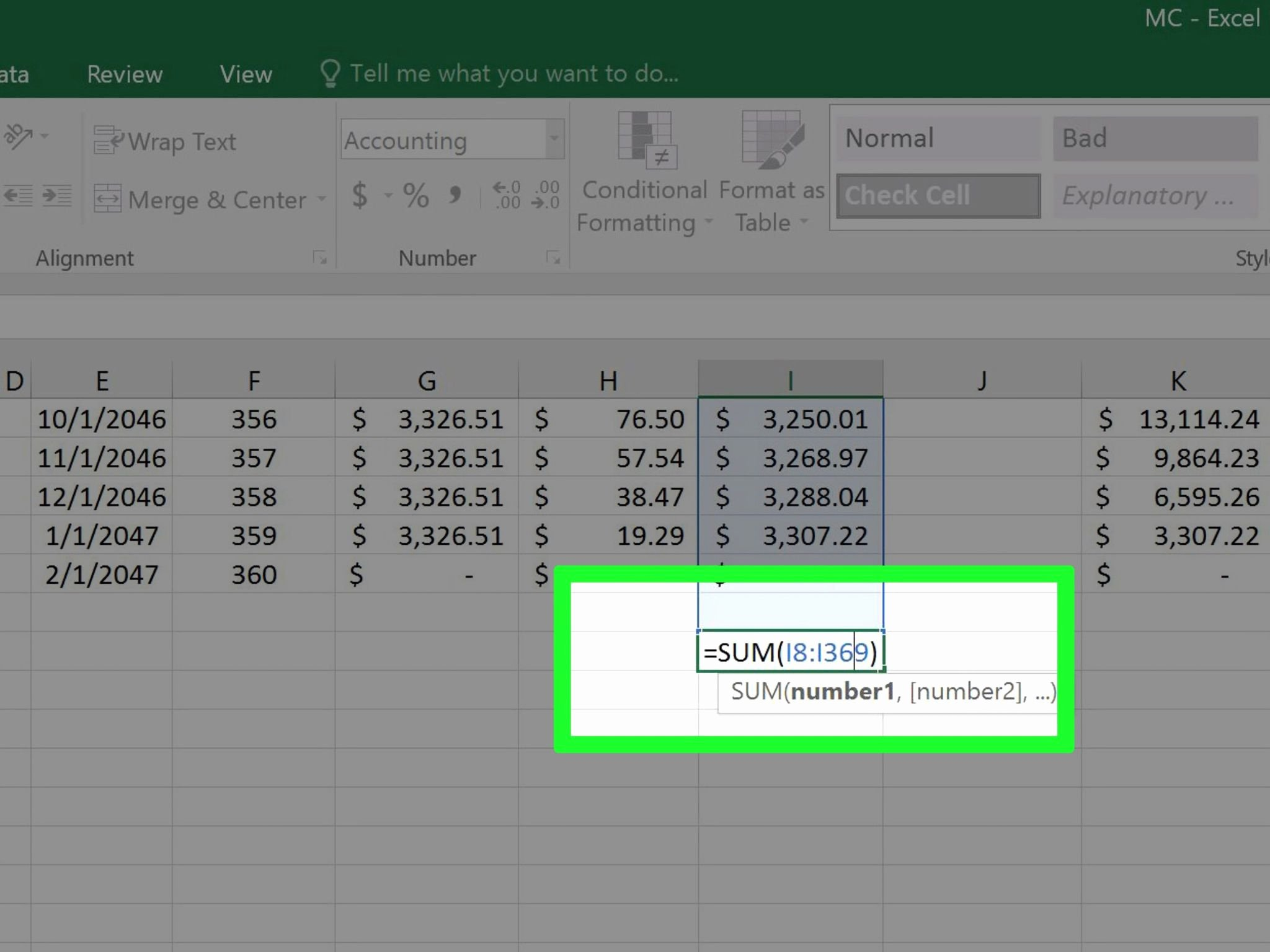 Auto Amortization Schedule Excel Inspirational Excel Conditional formatting formula