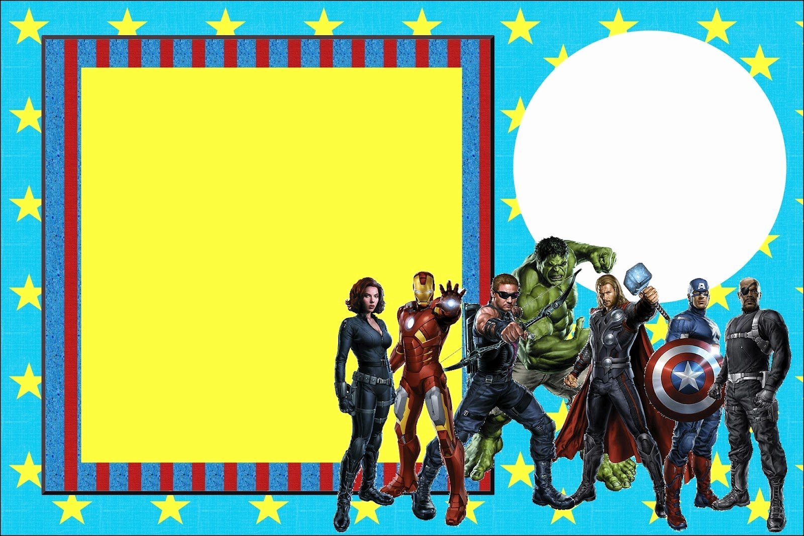 Avenger Birthday Party Invitations Best Of Avengers Free Printable Invitations
