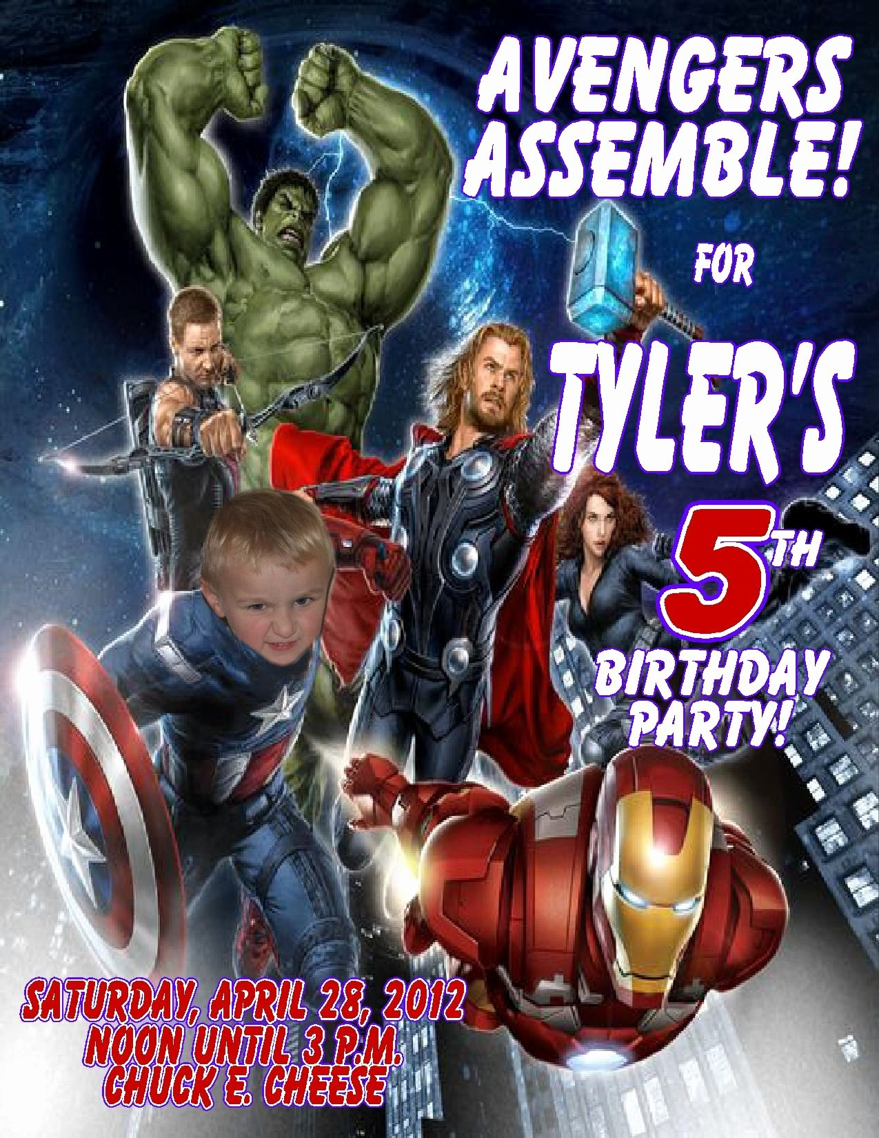 Avenger Birthday Party Invitations Unique Avengers Birthday Invitations Flyers Invitation