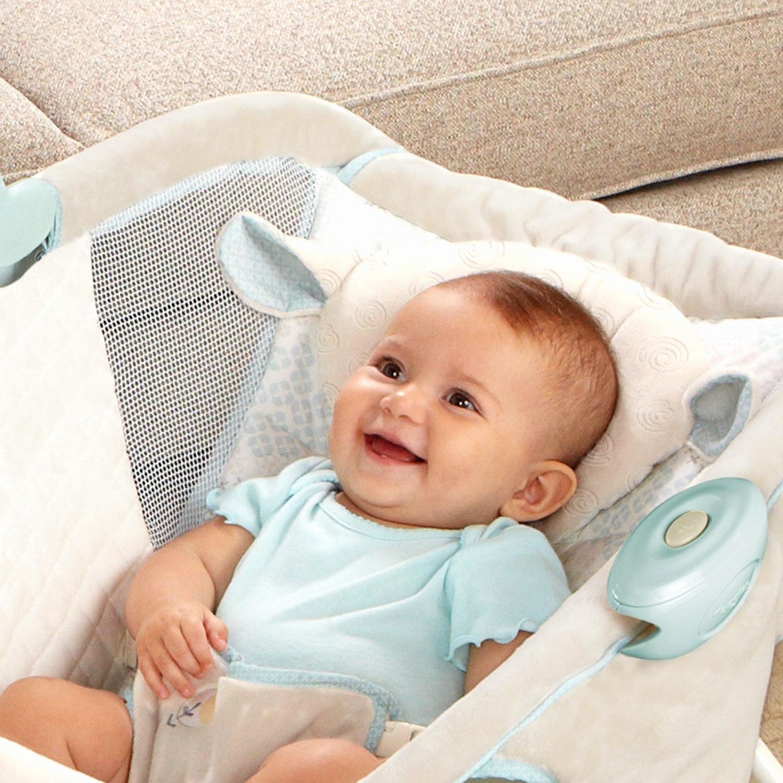 Babies R Us Sleep Positioner Lovely Amazon Ingenuity Moonlight Rocking Sleeper Lullaby