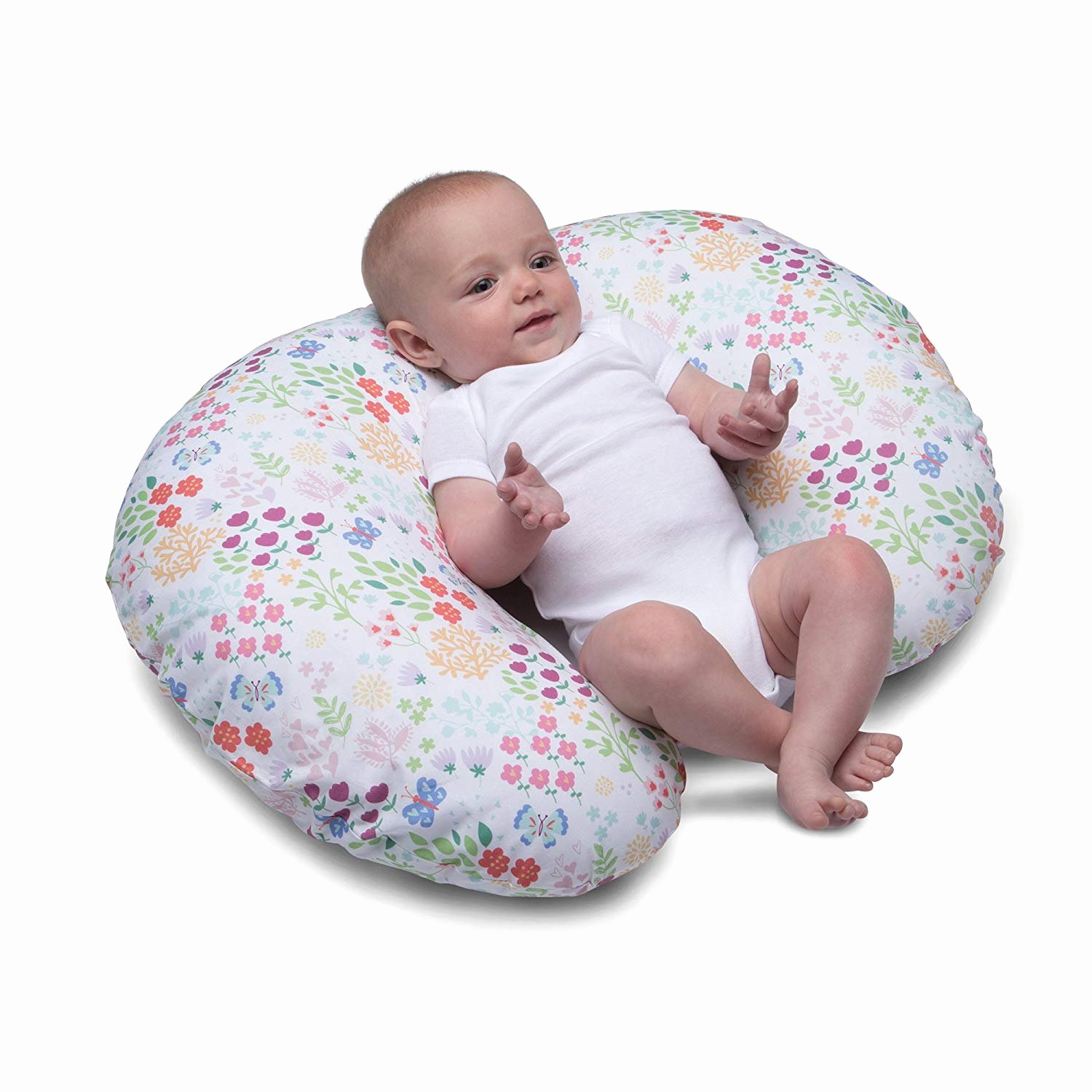 Babies R Us Sleep Positioner New Boppy Nursing Pillow and Positioner Backyard Blooms