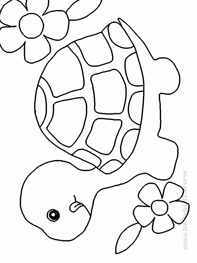 Baby Animal Colouring Pictures Awesome Cute Baby Animal Coloring Pages to Print Coloring Home