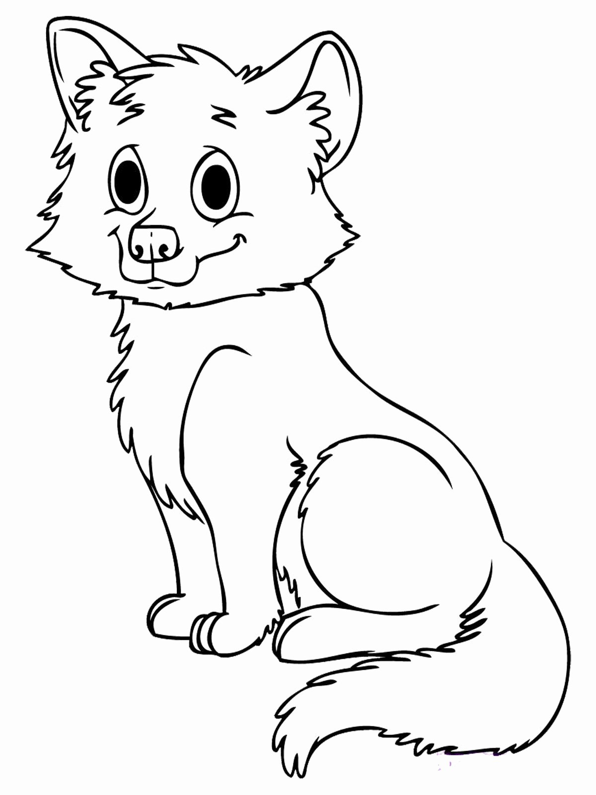 Baby Animal Colouring Pictures Fresh Baby Animal Coloring Pages
