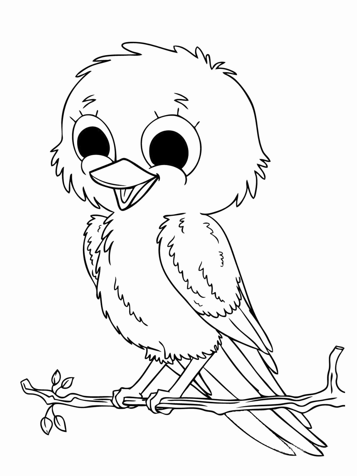 Baby Animal Colouring Pictures Luxury Baby Animal Coloring Pages