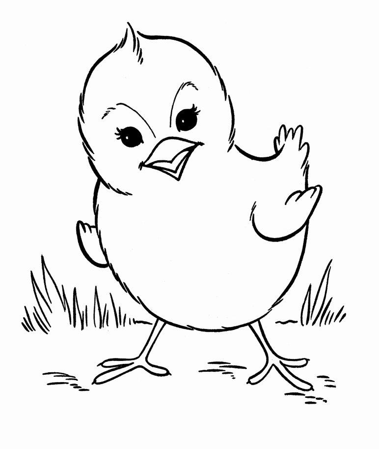 Baby Animals Colouring Pictures Unique Free Printable Farm Animal Coloring Pages for Kids