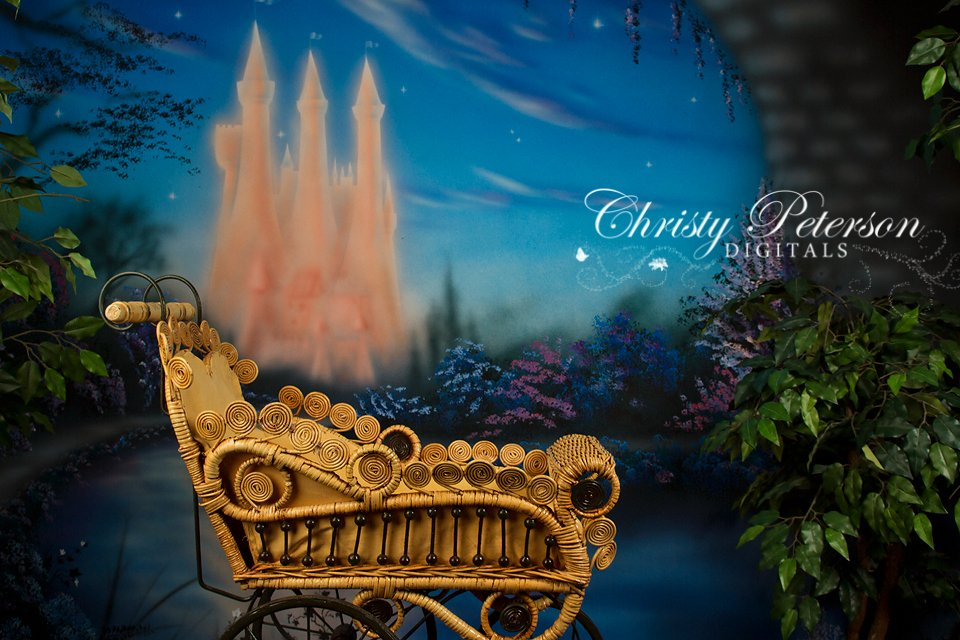 Baby Backgrounds for Photoshop Luxury Antique Stroller by A Castle