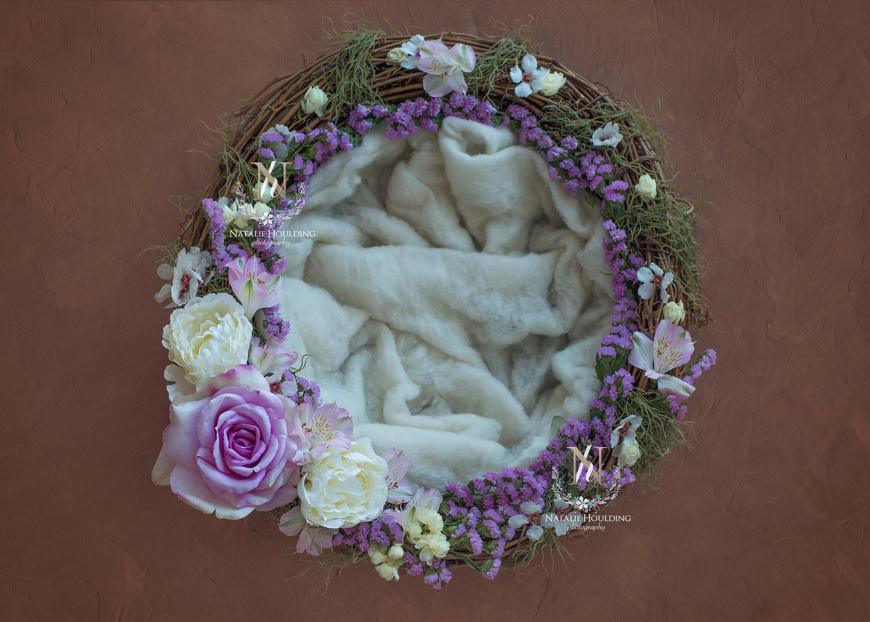 Baby Backgrounds for Photoshop New Maryana ⋆ Newborn Digital Backdrop