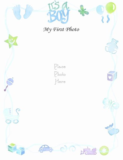 Baby Book Template Pages Elegant Free Printable Baby Book Pages