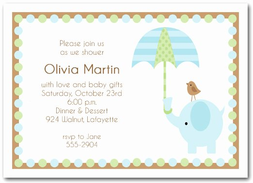 Baby Boy Invitations Free Best Of Free Baby Boy Shower Invitations Templates Baby Boy