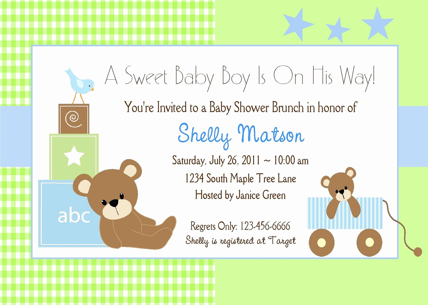 Baby Boy Invitations Free Elegant Free Baby Boy Shower Invitations Templates Baby Boy