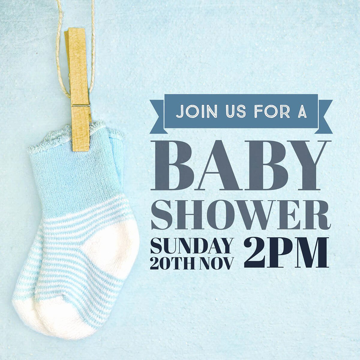 Baby Boy Invitations Free Lovely Make Your Own Baby Shower Invitations for Free