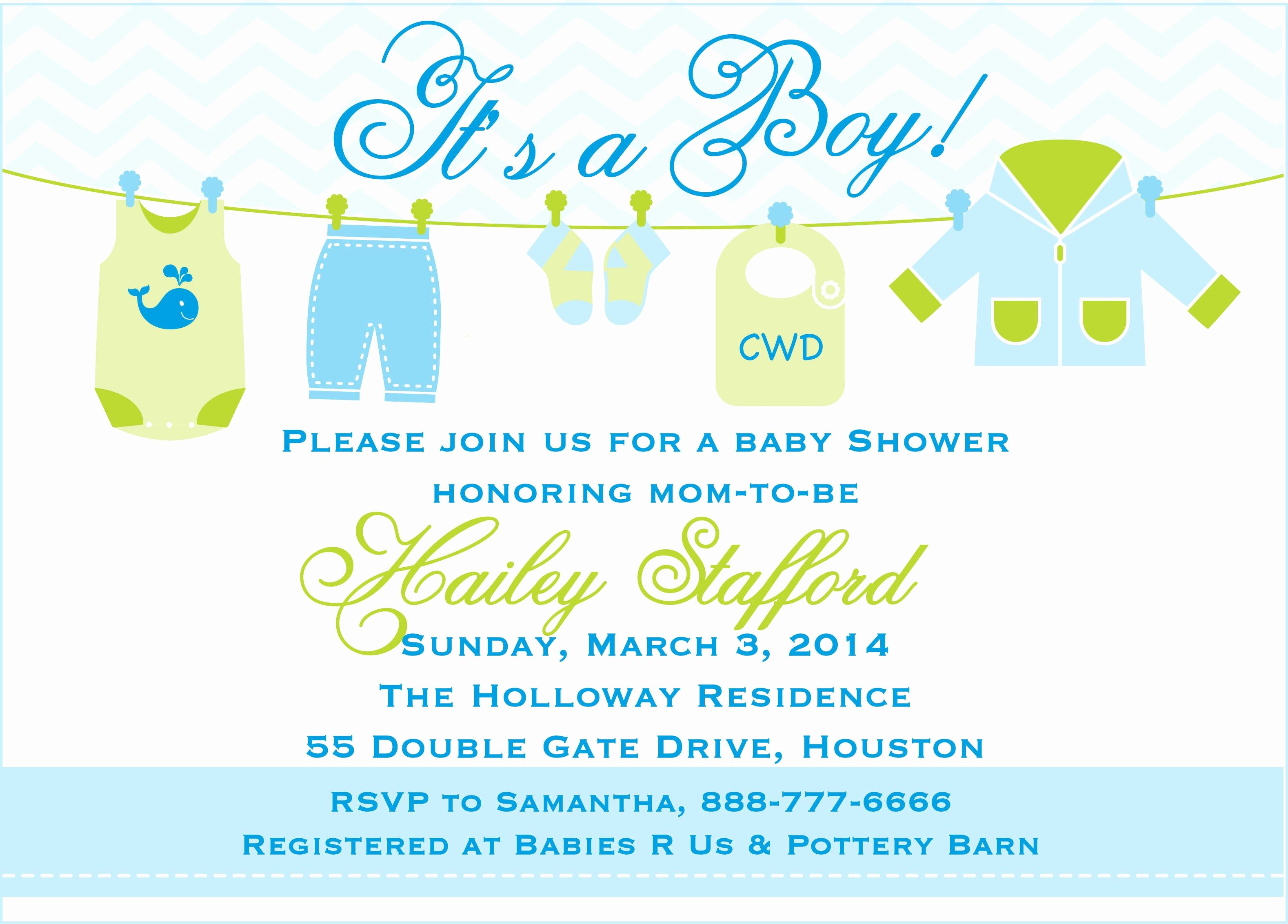 Baby Boy Invitations Free Luxury Free Printable Baby Shower Invitations Templates for Boys
