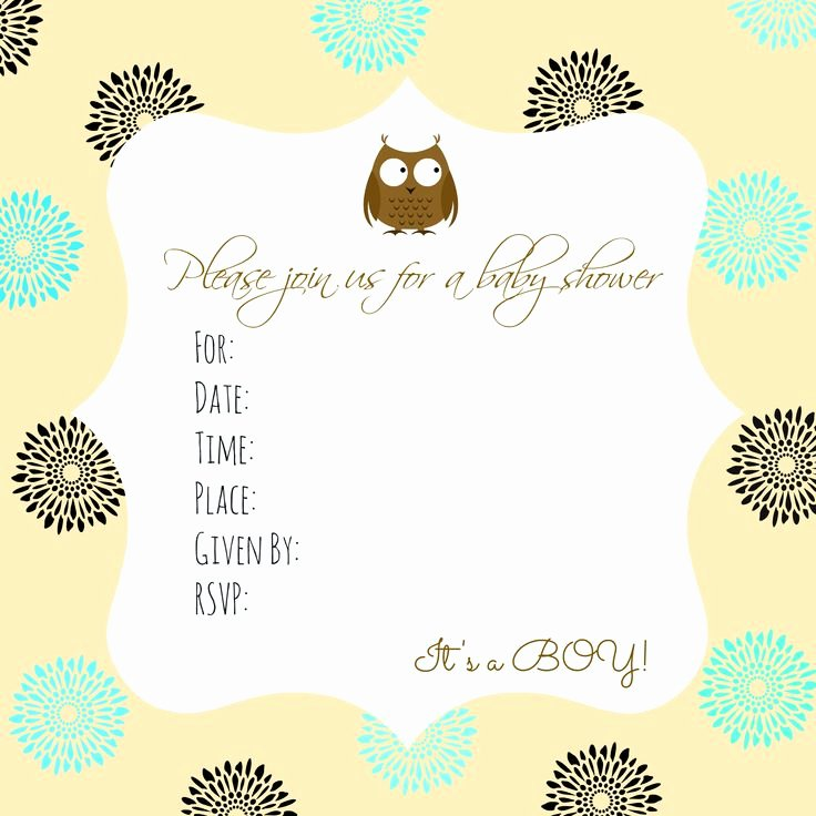 Baby Boy Invitations Free New 78 Best Images About Free Printable Baby Shower