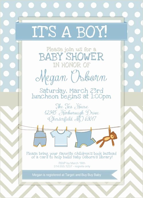 Baby Boy Invitations Free New Boy Baby Shower Free Printables