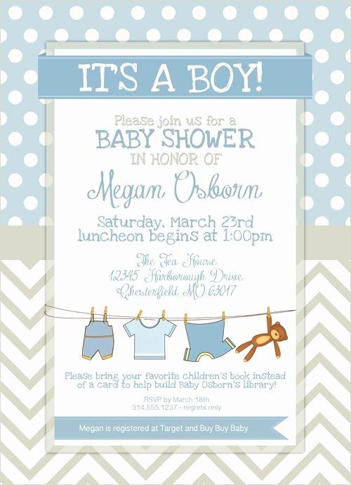 Baby Boy Invitations Free New Boy Baby Shower Free Printables