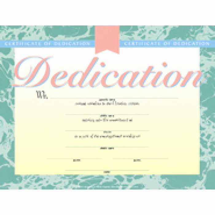 Baby Dedication Certificate Templates Awesome Baby Dedication Certificate Green Border