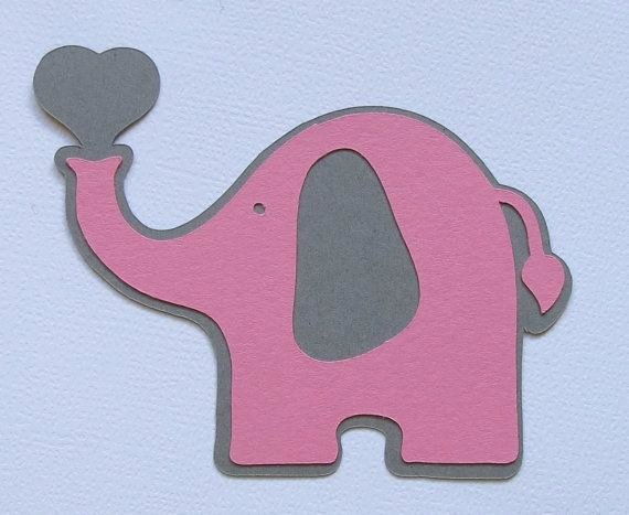 Baby Elephant Cut Out Template Inspirational 1000 Images About Elephants On Pinterest