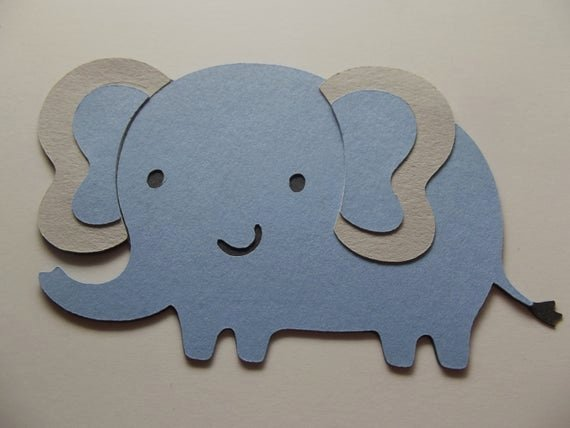 Baby Elephant Cut Outs Fresh Elephant Cut Outs Safari Animal Cut Outs Boys First