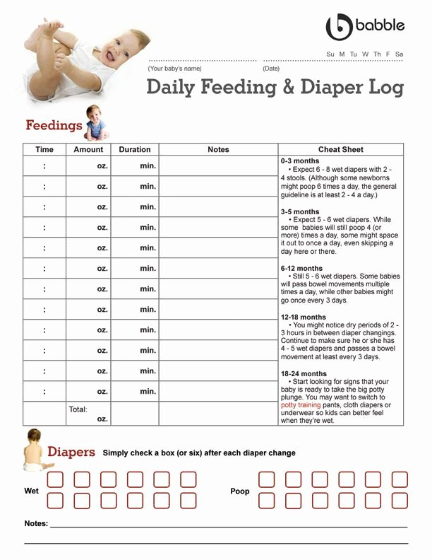 Baby Feeding Log Beautiful 10 Best Images About Nanny Logs On Pinterest