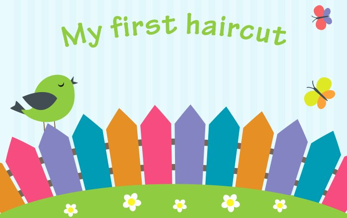 Baby First Haircut Certificate Beautiful First Hair Cut Certificate Nhf