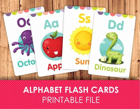 Baby Flash Cards Free Awesome Flashcards for Kids Printable Flash Cards Abc Flashcards