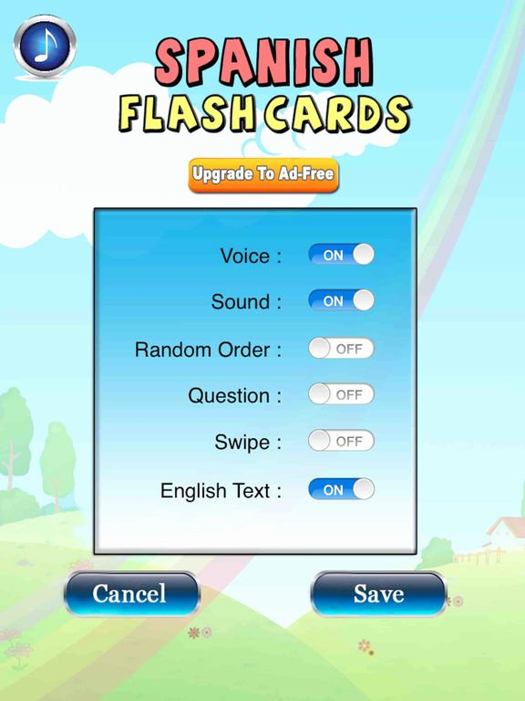 Baby Flash Cards Free Inspirational App Shopper Spanish Baby Flash Cards toddler Flashcards
