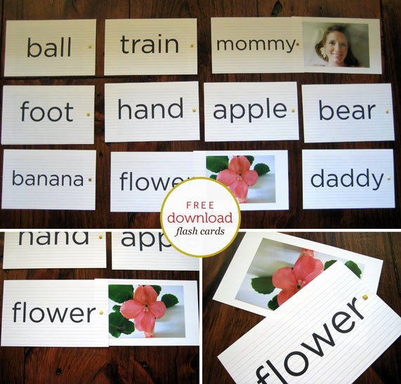 Baby Flash Cards Free Luxury Downloads