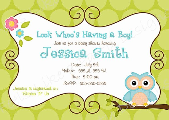 Baby Shower Flyer Ideas Elegant Free Printable Baby Shower Flyers Template