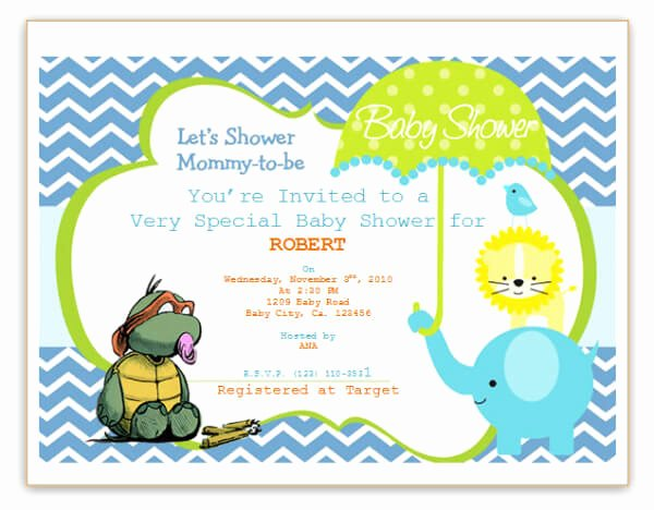 Baby Shower Flyer Ideas New Free Printable Baby Shower Flyers Template