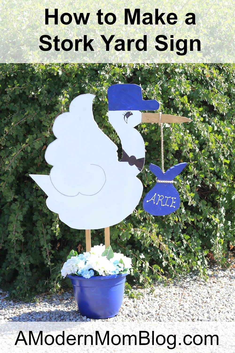 Baby Shower Gift Log Awesome Sam the Stork – A Modern Mom Blog