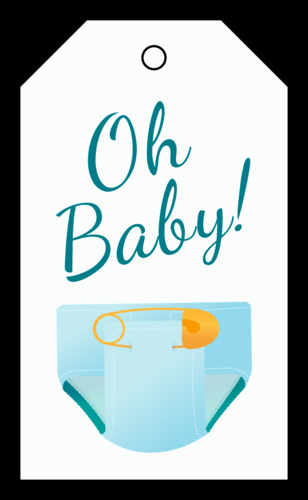 Baby Shower Gift Tag Template Elegant Baby Shower Label Templates Get Free Downloadable Baby