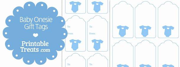 Baby Shower Gift Tags Printable Fresh Printable Baby Shower Gift Tags — Printable Treats