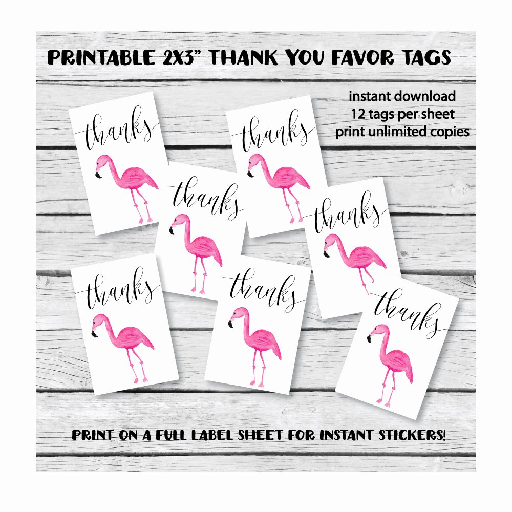 Baby Shower Gift Tags Printable Unique Baby Shower Favor Tag Printables