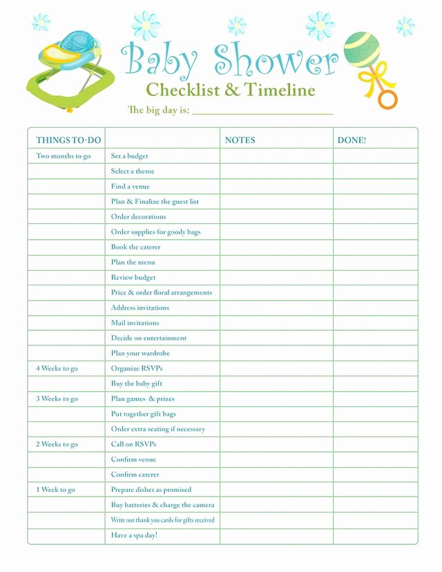 Baby Shower Program Sample Luxury What Mommy Brain 10 Printable Checklists that Will