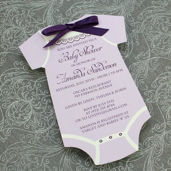 Baby Shower Programs Template New Baby Shower Invitation Template Girls Sie
