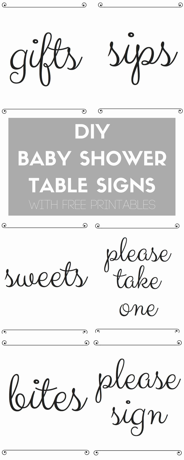 Baby Shower Signs Printable Fresh 25 Best Ideas About Baby Shower Signs On Pinterest