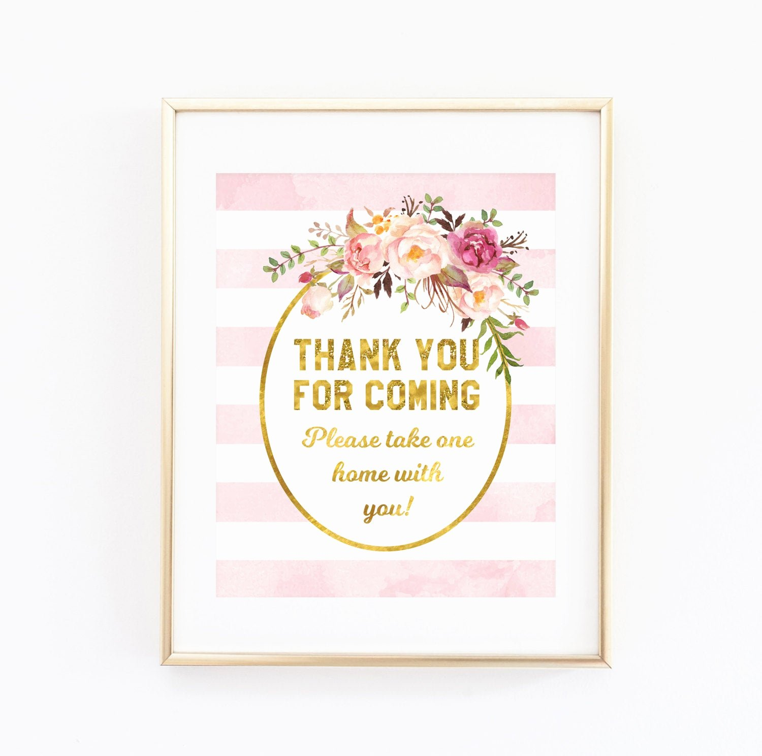 Baby Shower Signs Printable Fresh Printable Baby Shower Sign Thank You for Ing Please