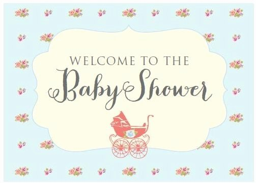 Baby Shower Signs Printable Luxury Vintage Baby Shower Free Printables Diy Inspired